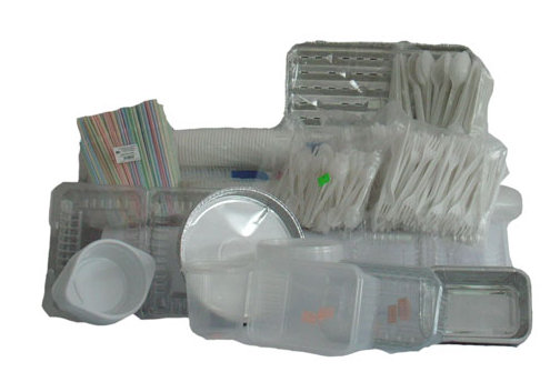 Opakowania foliowe i plastikowe