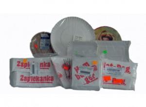 Opakowania papierowe i kartonowe dla sklepów i gastronomii
